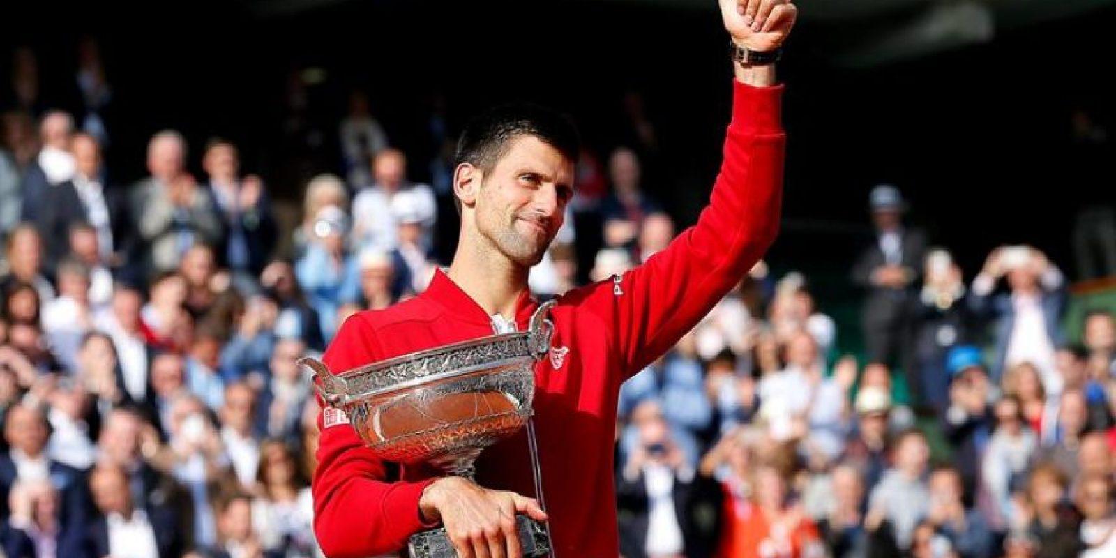 Novak Djokovic conquistó su primer Roland Garros Foto:EFE