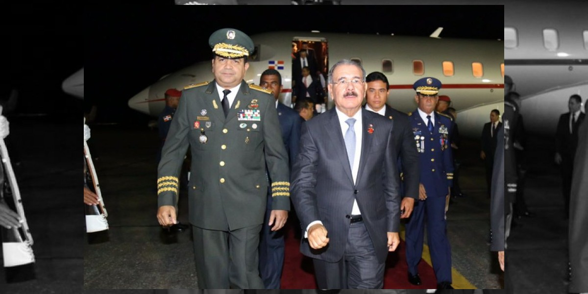 Presidente Medina regresó de Cuba tras participar en VII Cumbre AEC