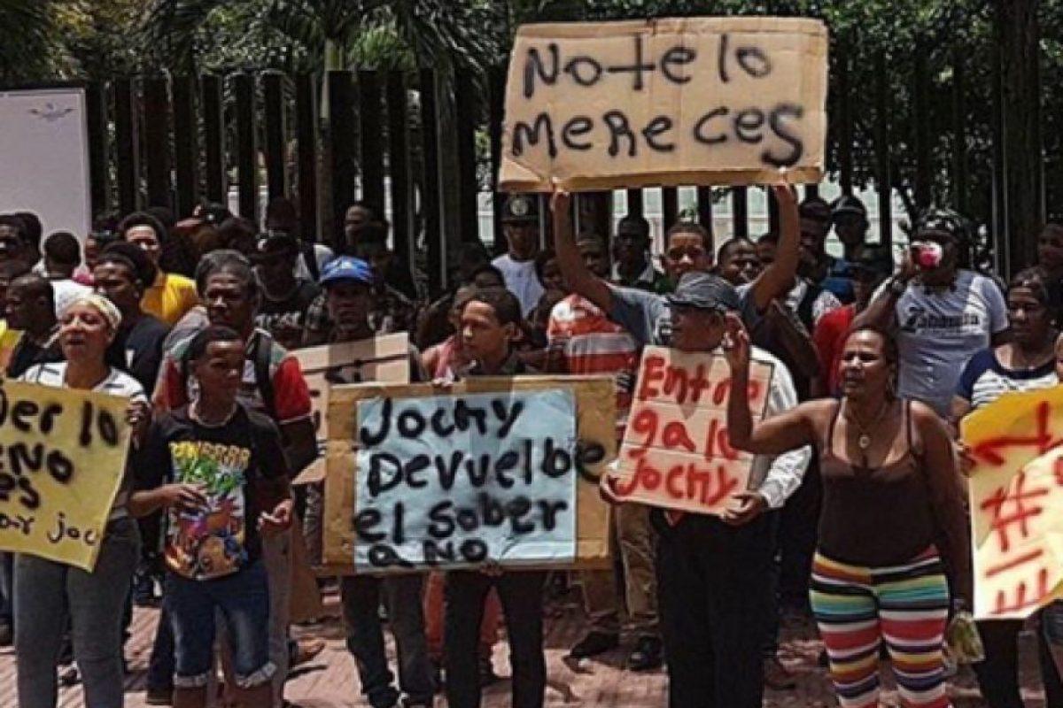 """Seguidores de """"El Pachá en Telemicro Foto:Fuente Externa"""