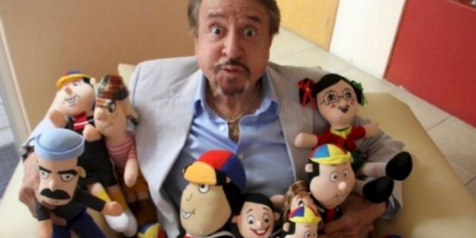 """""""Kiko"""" fue interpretado por Carlos Villagrán Foto:Pinterest"""