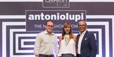 Cerarte inaugura nuevo local de la marca Antonio Lupi