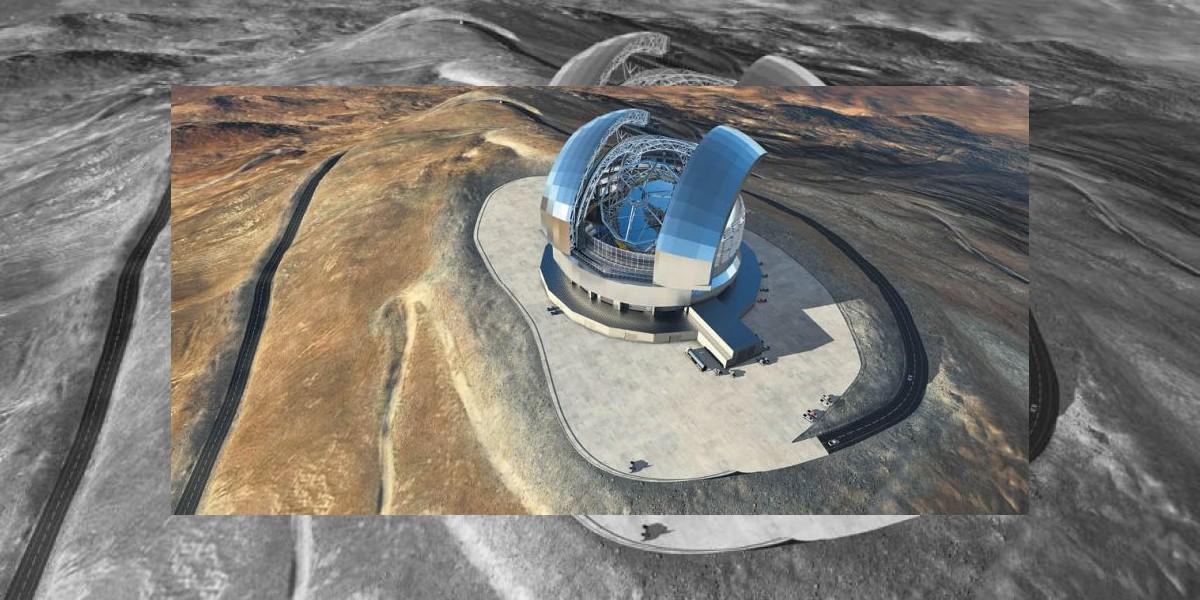 El próximo gran ojo de la Tierra: el telescopio más grande del mundo
