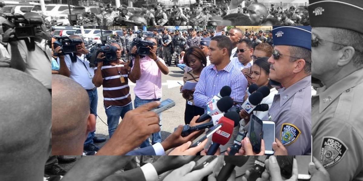 Ante el aumento de los asaltos, Policía reformula  y aumenta el patrullaje policial