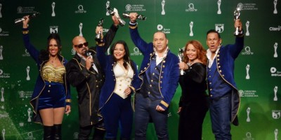 The New York Band  aprovechará la euforia de Premios Soberano