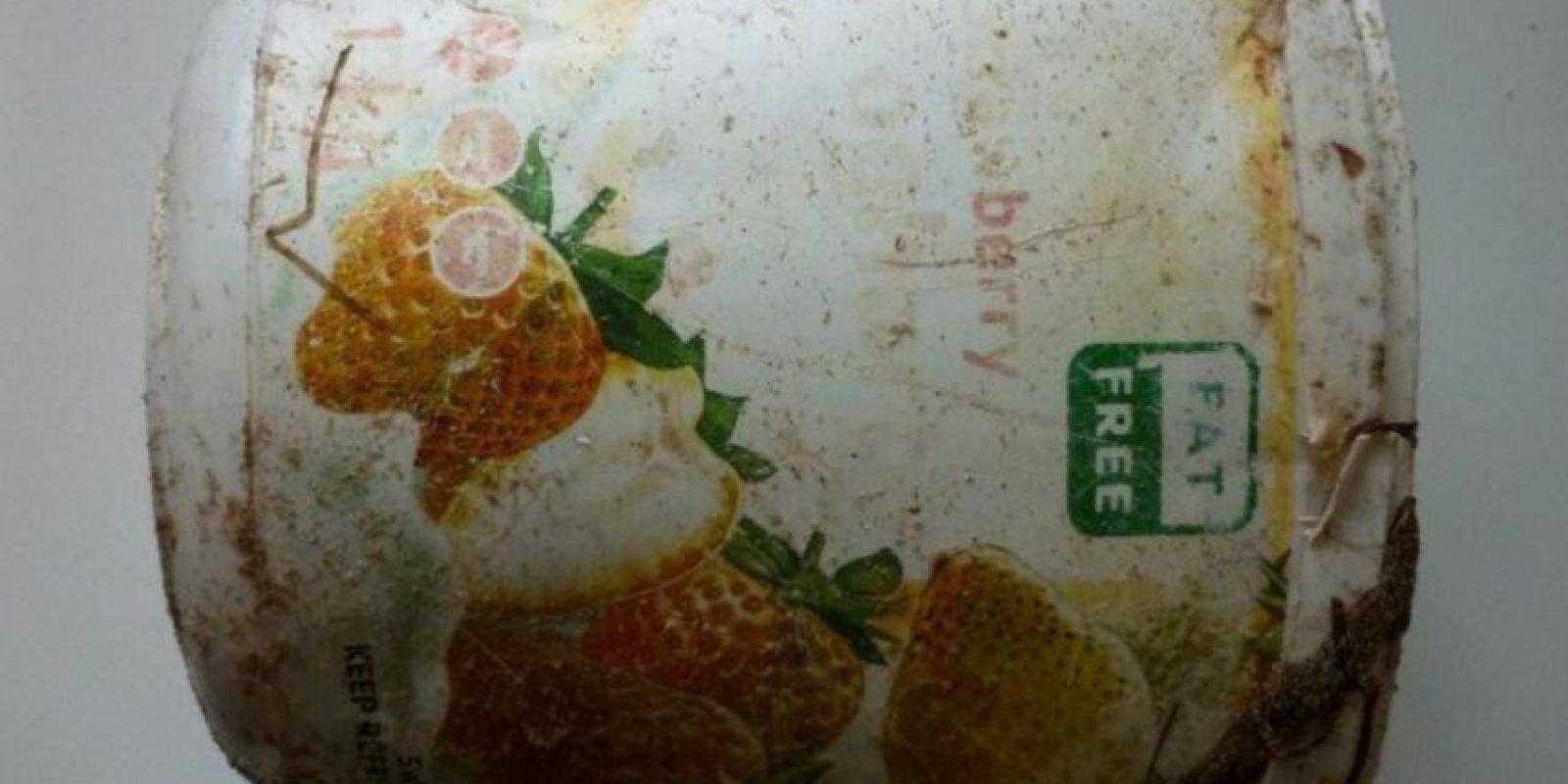 Principalmente desechos plásticos Foto:Facebook.com/OrcaPlett