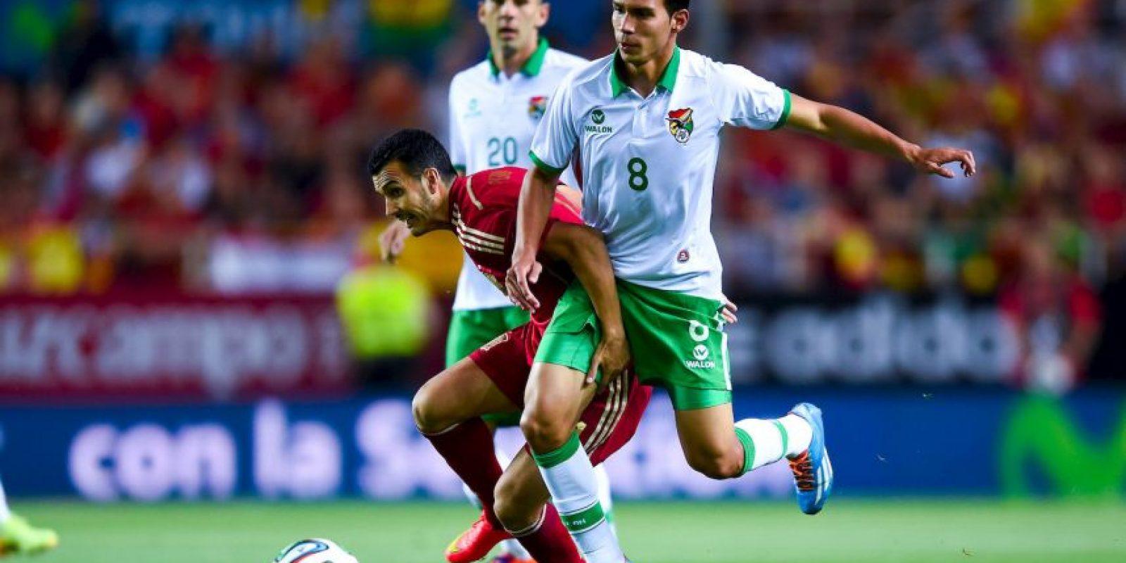 Mientras que Bolivia es penúltimo en la eliminatoria de la Conmebol rumbo al Mundial de Rusia 2018 Foto:Getty Images