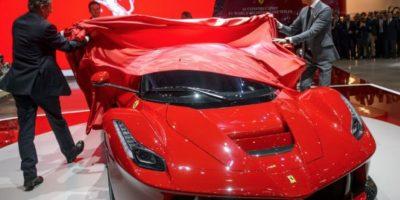 Regalaba Ferraris en las fiestas. Foto:vía Getty Images