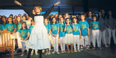 "Talento infantil, materia prima de ""La Novicia Rebelde"""