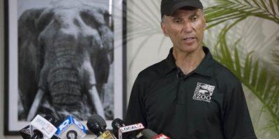 A pesar de las críticas Thane Maynard, director del zoológico, afirmó que sacrificar al animal fue la mejor opción. Foto:AP
