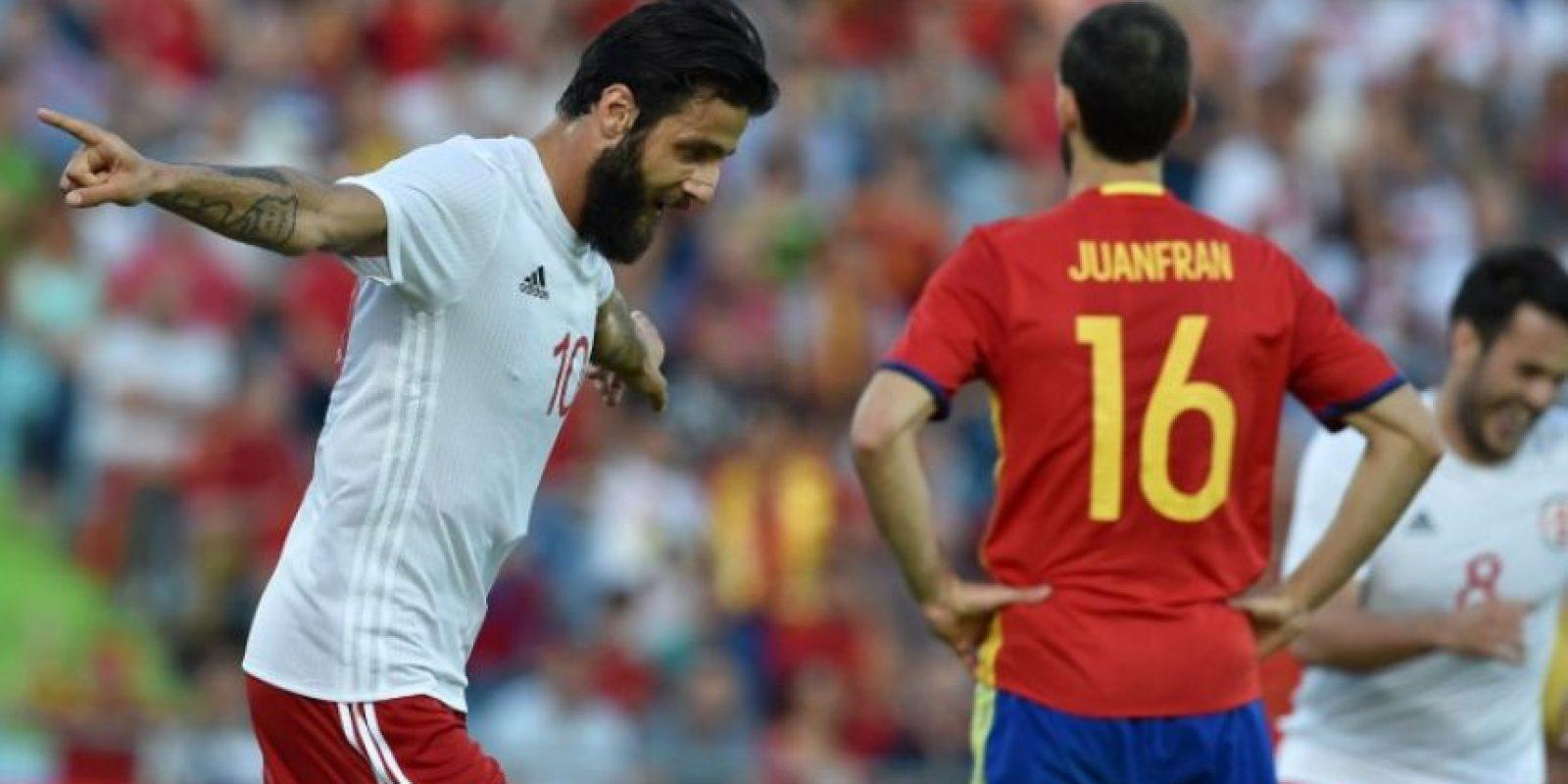 El equipo de Vicente del Bosque se despidió con pifias de Getafe tras la sorprendente derrota Foto:AFP
