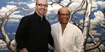 Lyle O. Reitzel y José García Cordero. Foto: Fuente externa