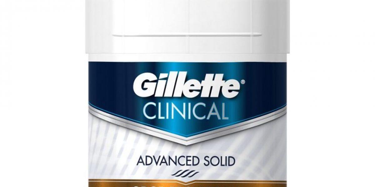 Gillette Body Wash y Gillette Clinical para el hombre que cuida de sí