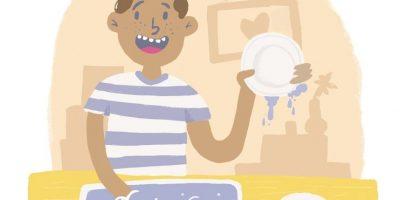 Nuestra Familia: Los niños y los quehaceres del hogar
