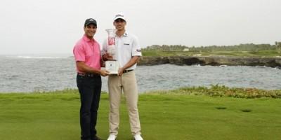 Bozelli se llevó los lauros en torneo Corales Punta Cana