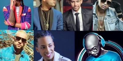 """Artistas urbanos en la cartelera del """"Mega Dance Hot del Verano"""""""
