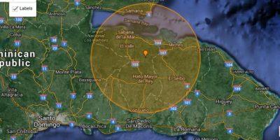 Temblor de 4.4 grados sacude a Hato Mayor