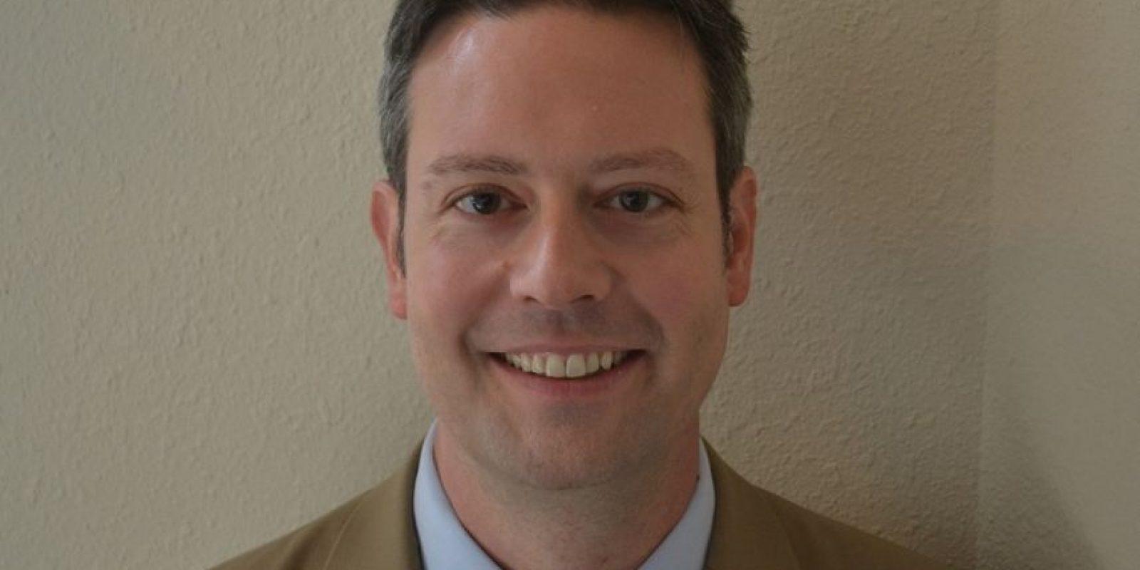 Brandon Rottinghaus, politólogo de la Universidad de Houston. Foto:Getty