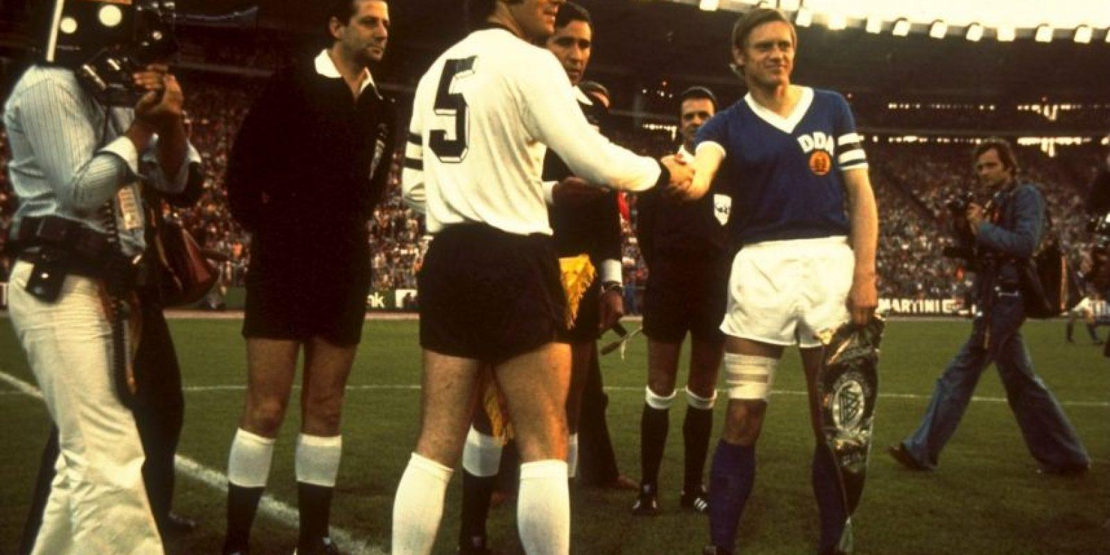 Era un infaltable del equipo ideal y su título en la Eurocopa 1972 le da aún más valor a integrar el once histórico Foto:Getty Images