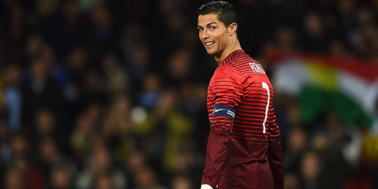 El astro portugués ha comandado a Portugal en tres Eurocopa (2004, 2008 y 2012) y estuvo cerca de título en la primera que disputó, pero cayó con Portugal en la final ante Grecia. Ahora va por su cuarto torneo continental y espera darle el primer título a su país Foto:Getty Images