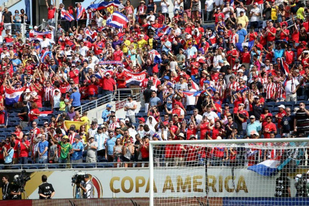 Costa Rica también debe sumar Foto:Getty Images