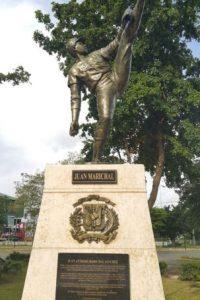 Estatua de Marichal Foto:Fuente Externa