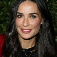 Antes y después de Demi Moore Foto: Getty Images