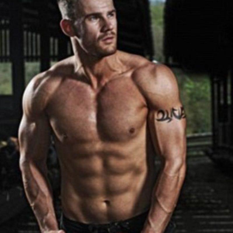 Decidió entrenar. Foto:vía Facebook