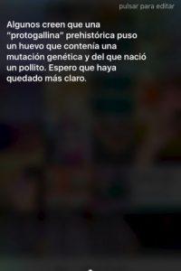 Siri no sólo ayuda a salvar vidas… Foto:Tumblr