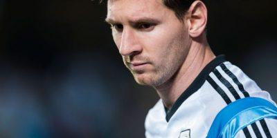 "Lionel Messi fue descartado para disputar este encuentro por Gerardo ""Tata"" Martino. Foto:Getty Images"