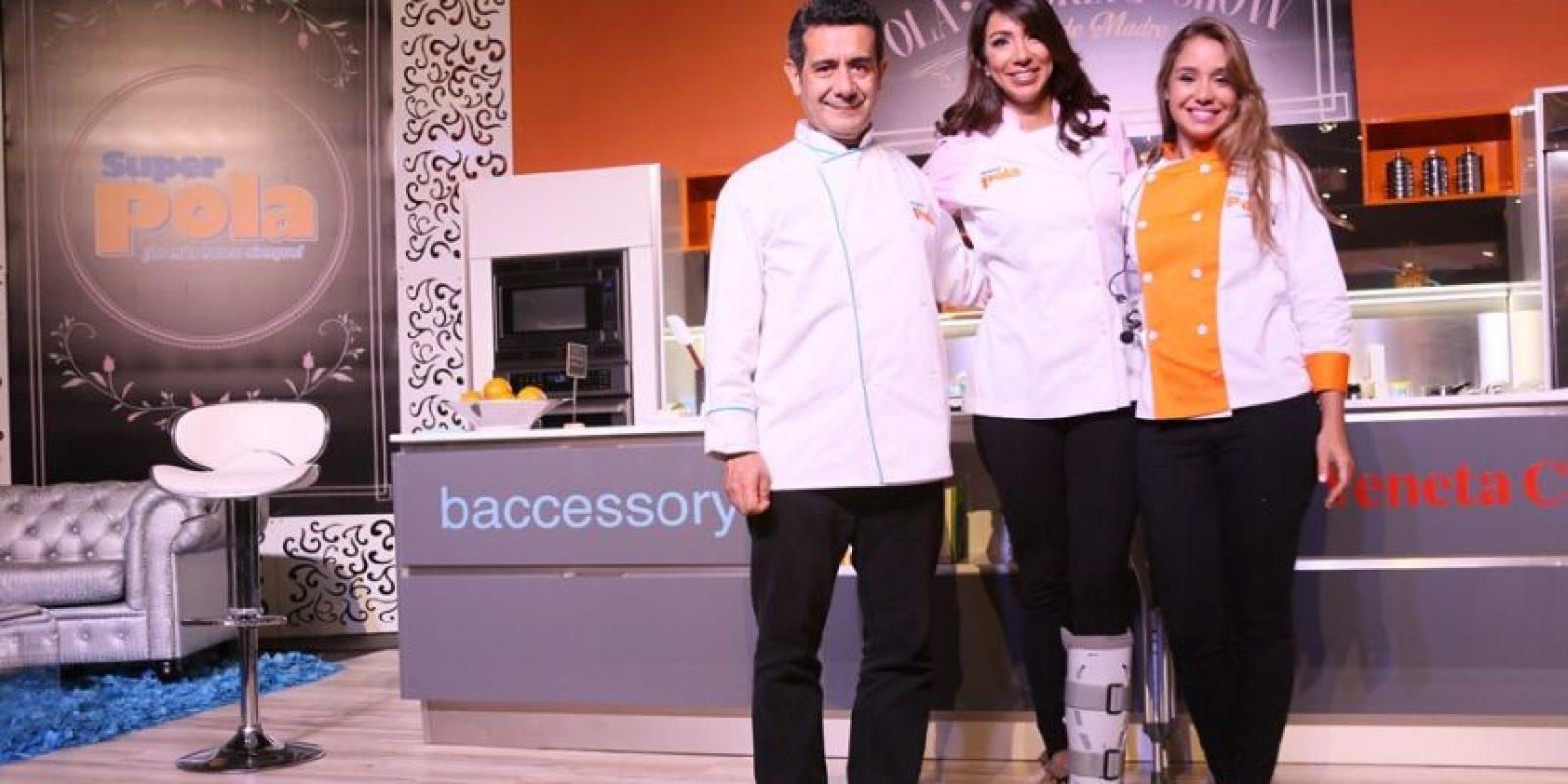Los chefs Ciro Cassola, Gabriella Reginato y Sarah Castaños son los responsables de estos deliciosos platos. Foto:Fuente Externa