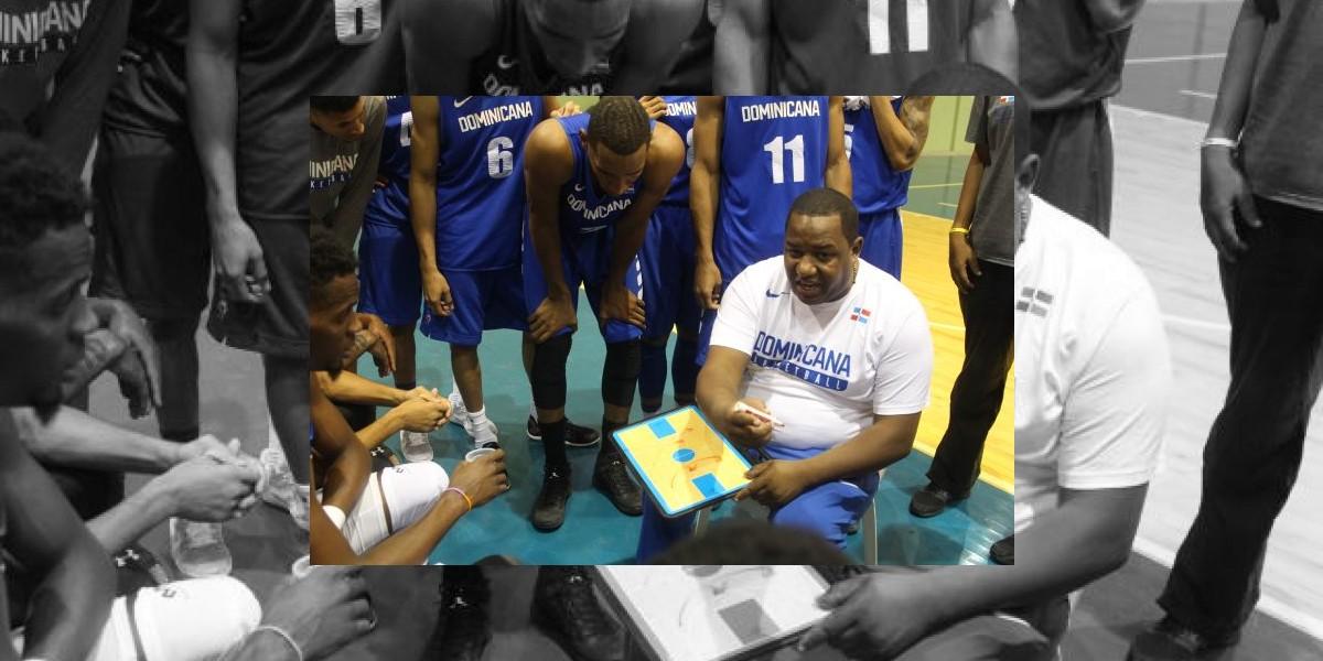 Selección de Baloncesto se prueba en su nueva etapa