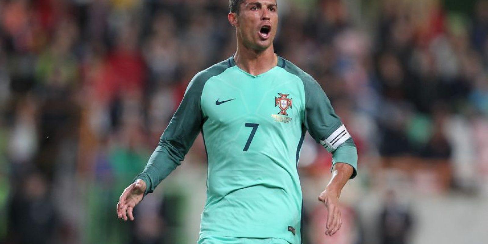 El astro alemán asegura que los lusos quedarán eliminados en primera ronda, pese al poderío de Cristiano Ronaldo Foto:Getty Images