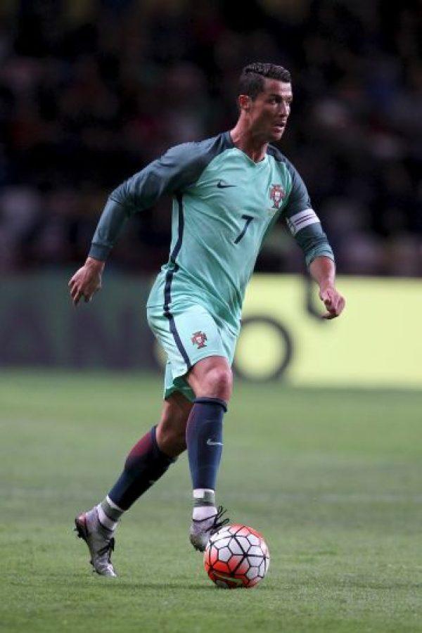 Cristiano Ronaldo (Portugal) – 120 millones de euros Foto:Getty Images