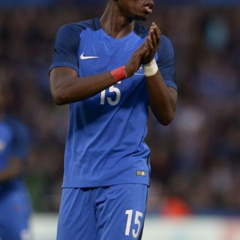 Paul Pogba (Francia) – 70 millones de euros Foto:Getty Images
