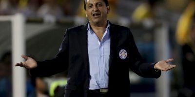 Los paraguayos están colgando en la Copa América Centenario tras perder con Colombia e igualar en su debut con Costa Rica Foto:Getty Images
