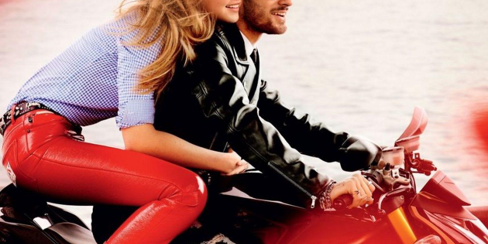 Gigi Hadid y Zayn Malik. Foto:Fuente Externa