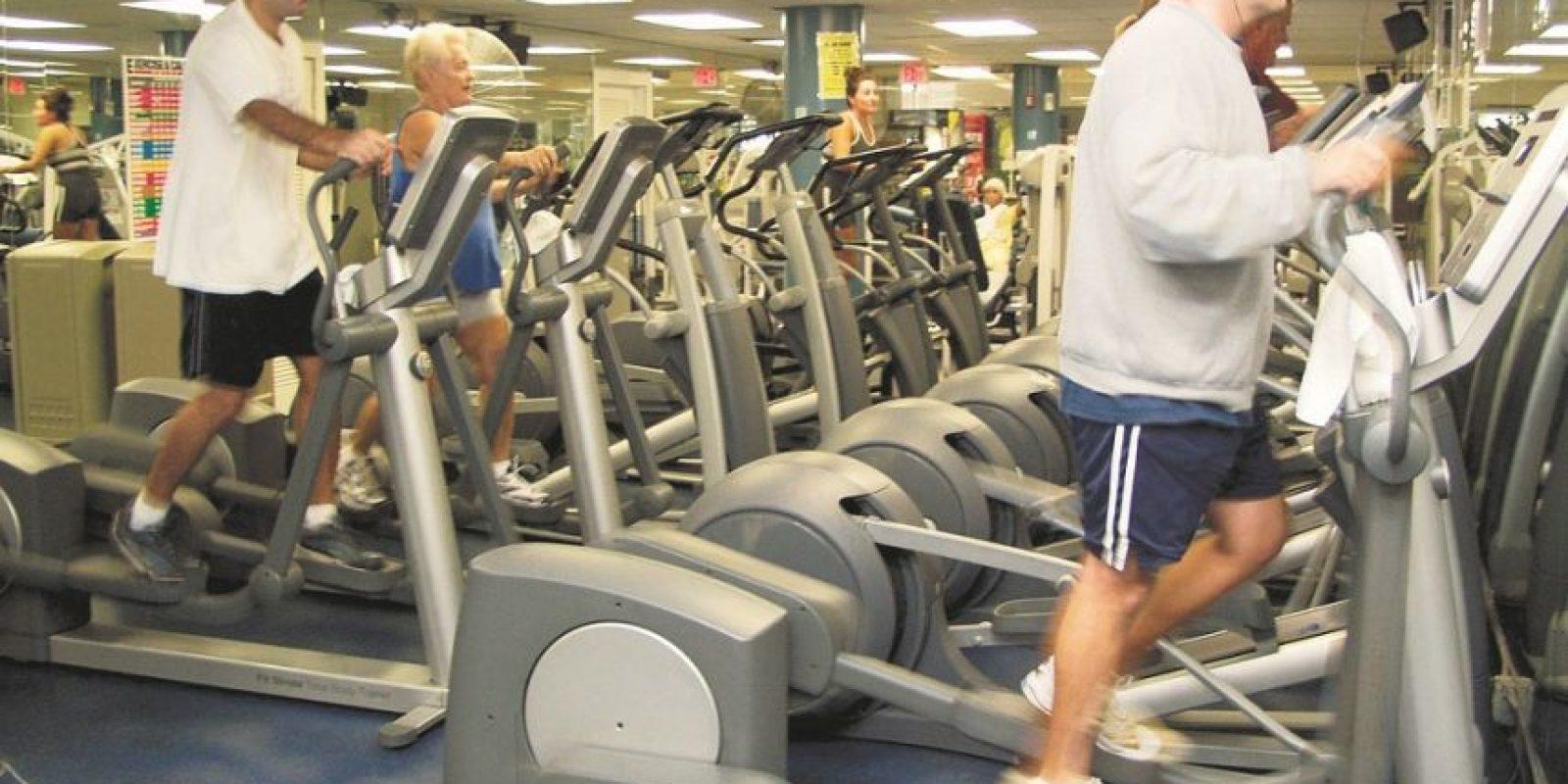 Inscripción en un buen gimnasio (Entre RD$2,000 y RD$3,000) Foto:Fuente externa