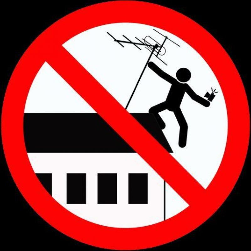 Por eso, identificó los lugares más peligrosos para hacerlo. Foto:vía mvd.ru