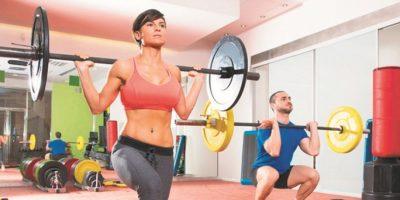 El déficit calórico para bajar de peso se consigue con los ejercicios, por tanto no es necesario reducirlo en las comidas. Foto:Fuente externa