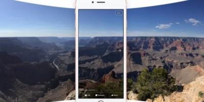 Facebook ya te permitirá subir fotografías en 360 grados