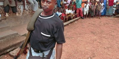 La pobreza y la falta de oportunidades son los principales factores de la esclavitud moderna. Foto:Getty