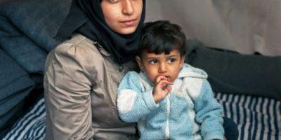 Las caras de la crisis de refugiados