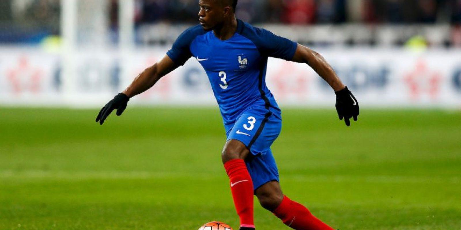 A sus 35, el lateral francés jugará su tercera Eurocopa y espera devolverle a los galos el ansiado título que consiguieron por última vez en 2000 Foto:Getty Images