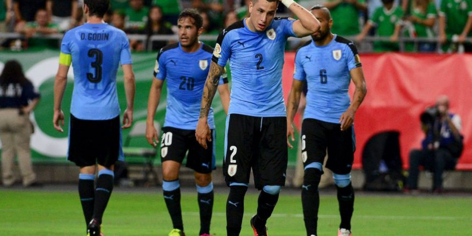 Uruguay vs. Venezuela Foto: Getty Images