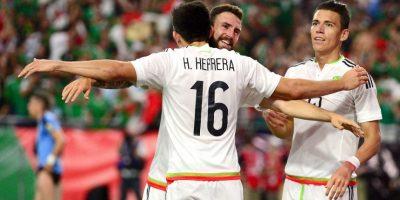 Luego de vencer por 3 a 1 a Uruguay en la primera fecha de la Copa América Centenario, los aztecas quedaron con la primera chance de avanzar a cuartos de final del torneo Foto:Getty Images