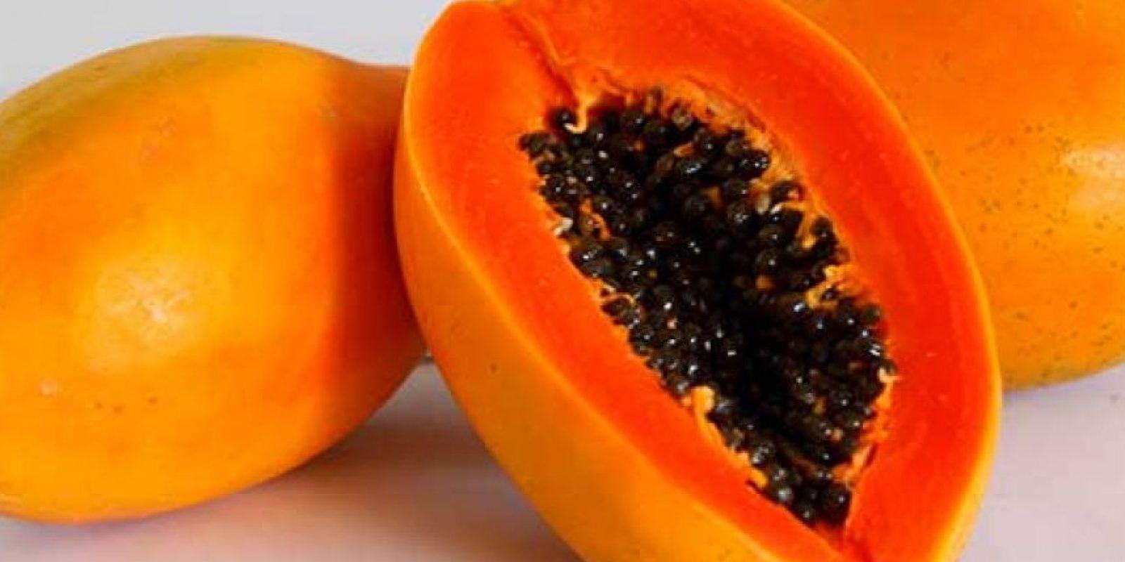 Lechoza. Es una fruta anti-inflamatoria, cura el intestino y facilita las digestiones. Foto:Fuente externa