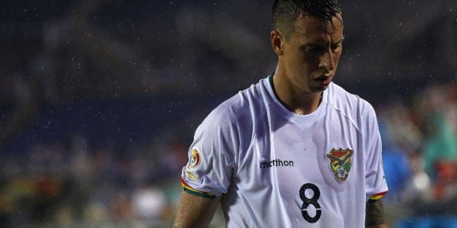 Bolivia también sufrió en su debut y cayó por 2 a 1 ante Panamá y ahora está obligado a ganar Foto:Getty Images