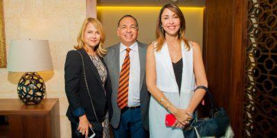 JW Marriott Santo Domingo brinda con periodistas