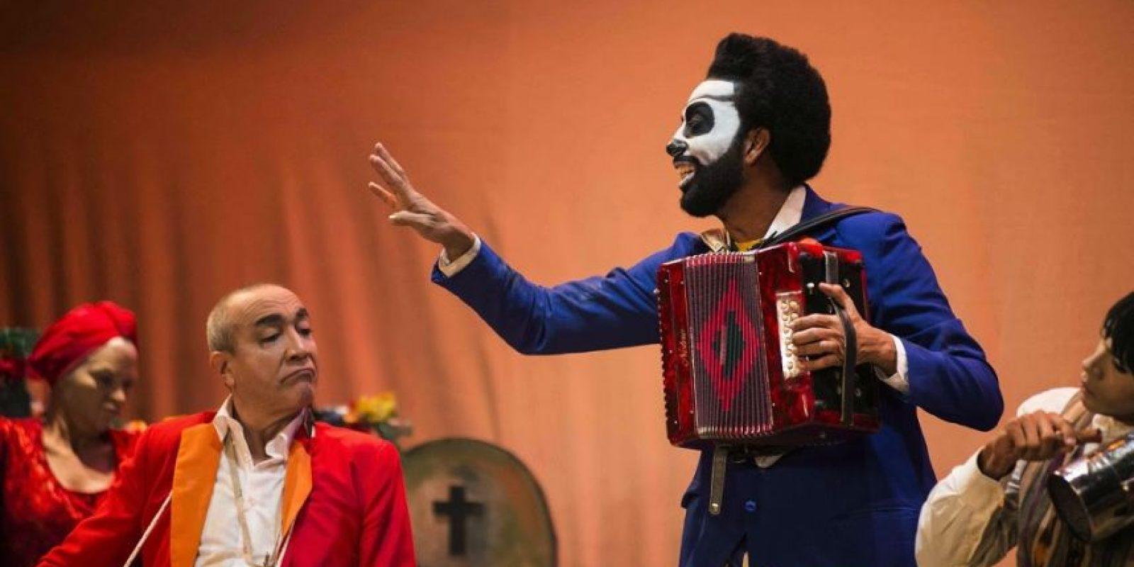 Obra Bolo Francisco de la Compañia Nacional Teatro. Foto:Fuente Externa