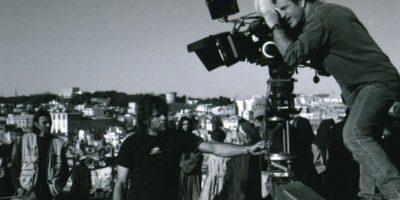 """Mel Gibson en pleno rodaje de """"La Pasión de Cristo"""" Foto:IMDB"""